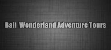 Bali Wonderland Adventure Tours