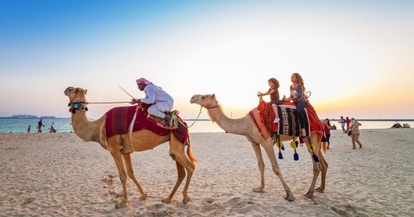 Unite Fun With Super Sunsets on a Private Tour of  United Arab Emirates