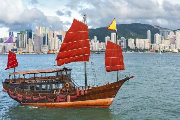 Hang Your Hat See the Skyline and Stay in Hong Kong on Private Tour
