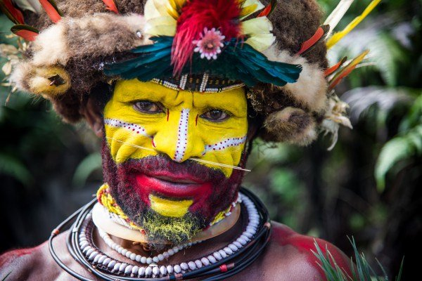 Try a Luxury Papua New Guinea Private Tour and See the Mudmen Villages