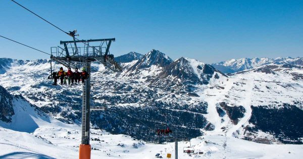 Addictive Adventure All Year Round on Private Activity Tours of Andorra