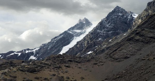 Full-Day Andes Mountains Adventure