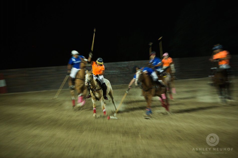 Polo Under The Stars in Buenos Aires!
