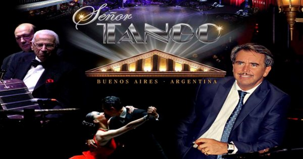 Show Only at Señor Tango