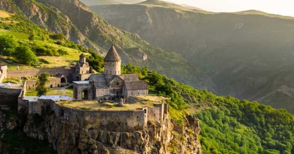 10 Day Tour of Armenia & Georgia