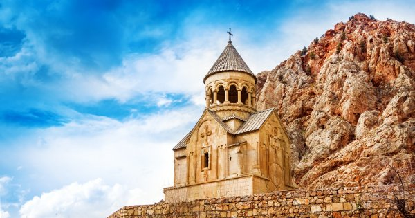 Master the Medieval Monasteries on Cultural Private Armenia Tours