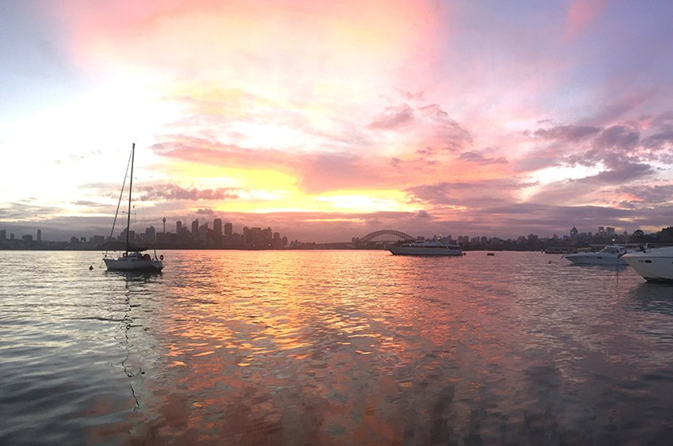 Sunset & Sparkle Sydney Harbour Cruise