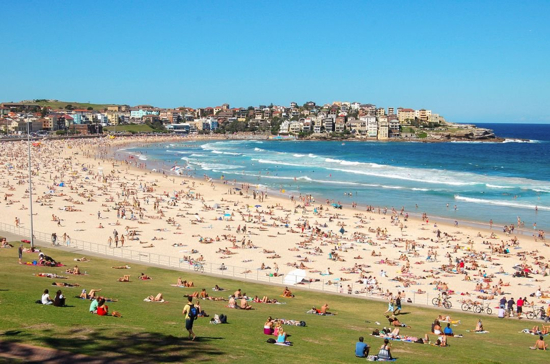 4 Australia S Most Famous Beach And Often The First Port Of Call For Sunbathers Backpackers Surfers Billionaires Alike Check With Your Local Tour