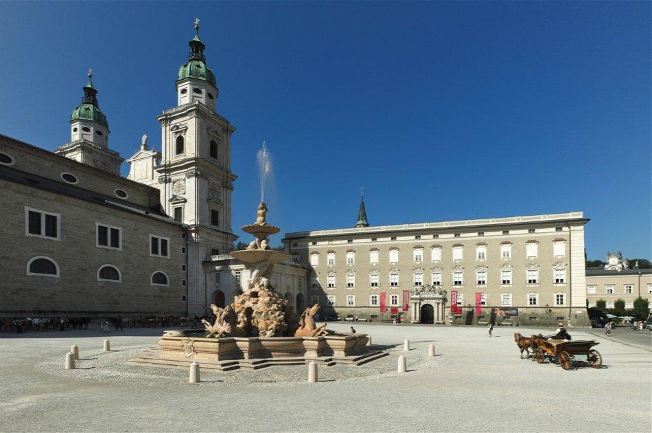 Individual Private Tour of Salzburg