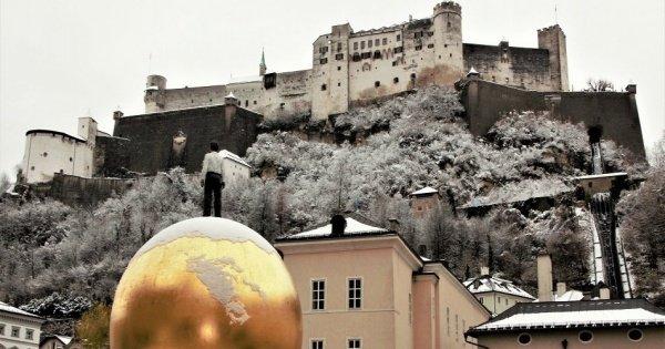 Salzburg and Salt Mines Private Tour from Munich