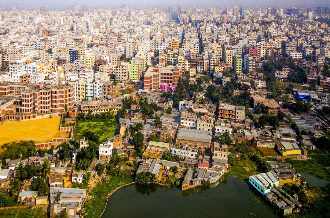 Dhaka (Dakka)