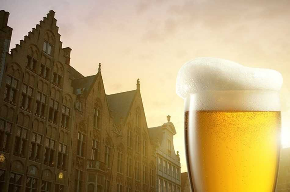 Brussels Beer Tour