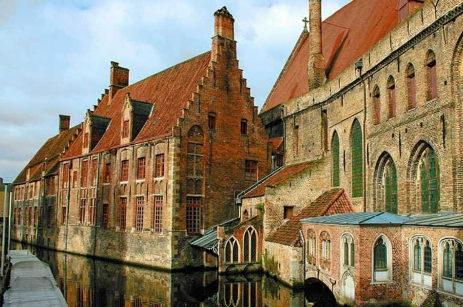 Day Trip to Bruges and Ghent From Brussels