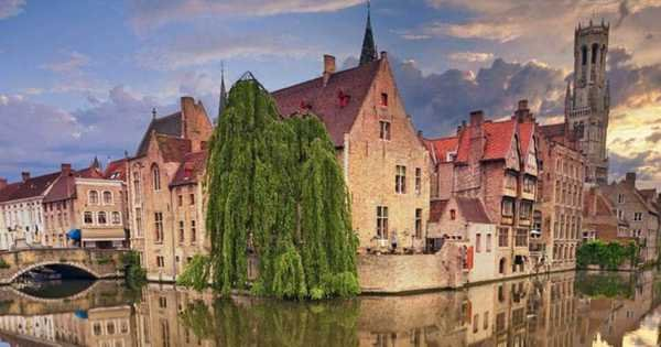 Guided Bruges Tour From Brussels