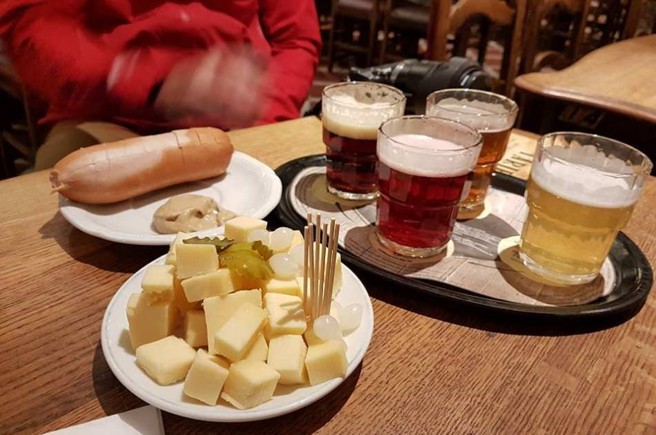 Half Day Sampling The Flavour of Brussels Private Walking Tour