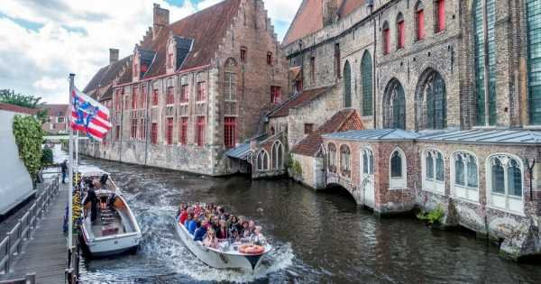 Treasures Of Flanders Ghent and Bruges from Brussels Full day Private Tour