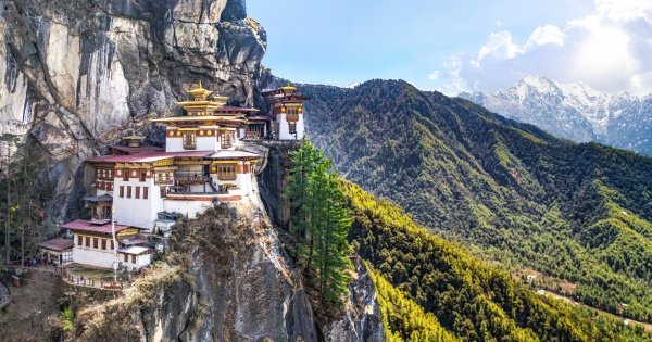 5 Days Glimpse of Bhutan Private Tour