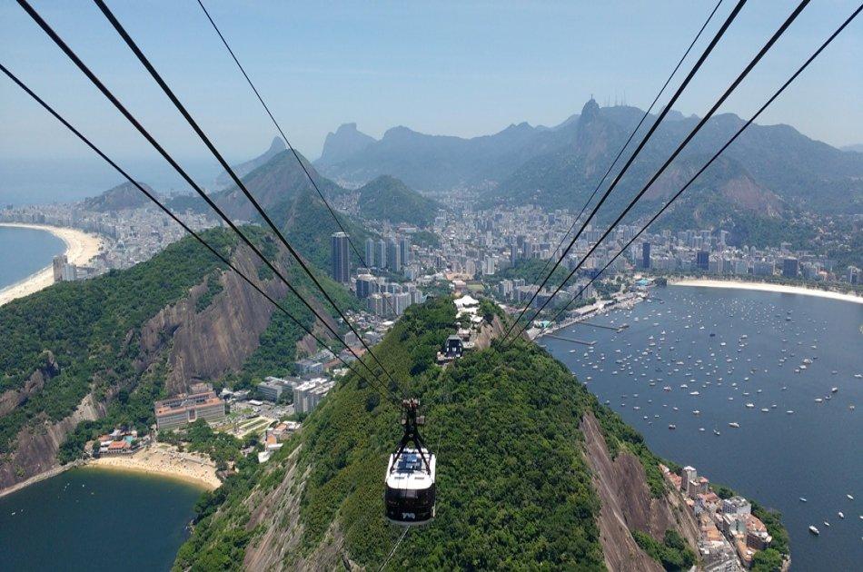 Private Rio Full Day Tour