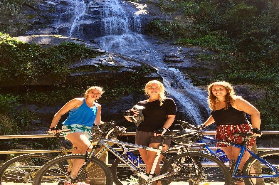 Rio de Janeiro's Jungle Bike Tour in Tijuca National Park