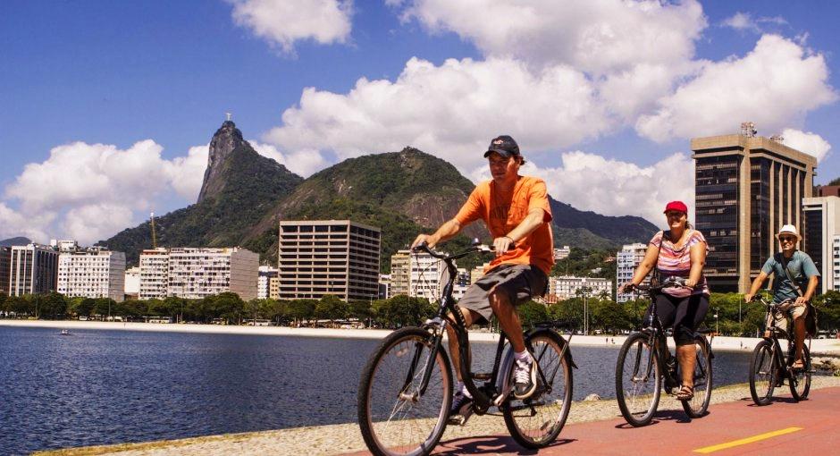 Private Panoramic Bike Ride Tour In Rio