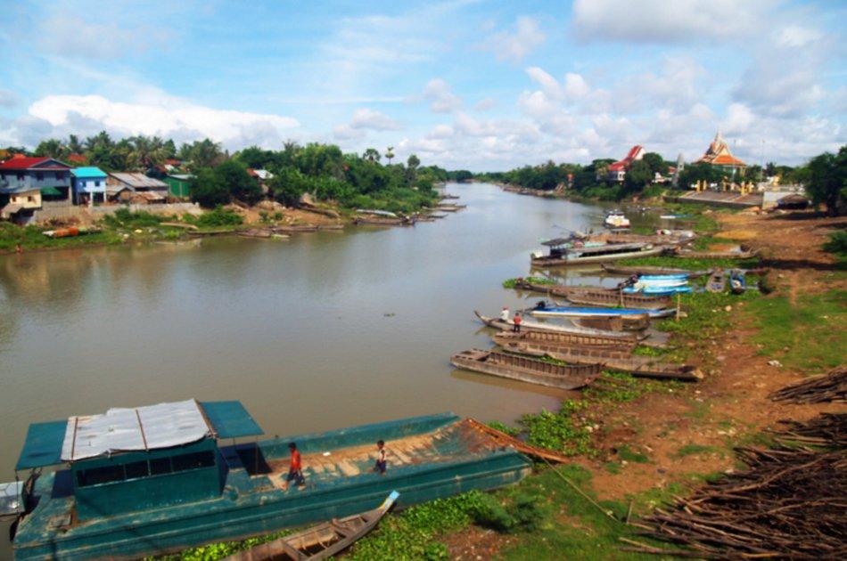 Angkor Borei & Phnom Da Private Tour
