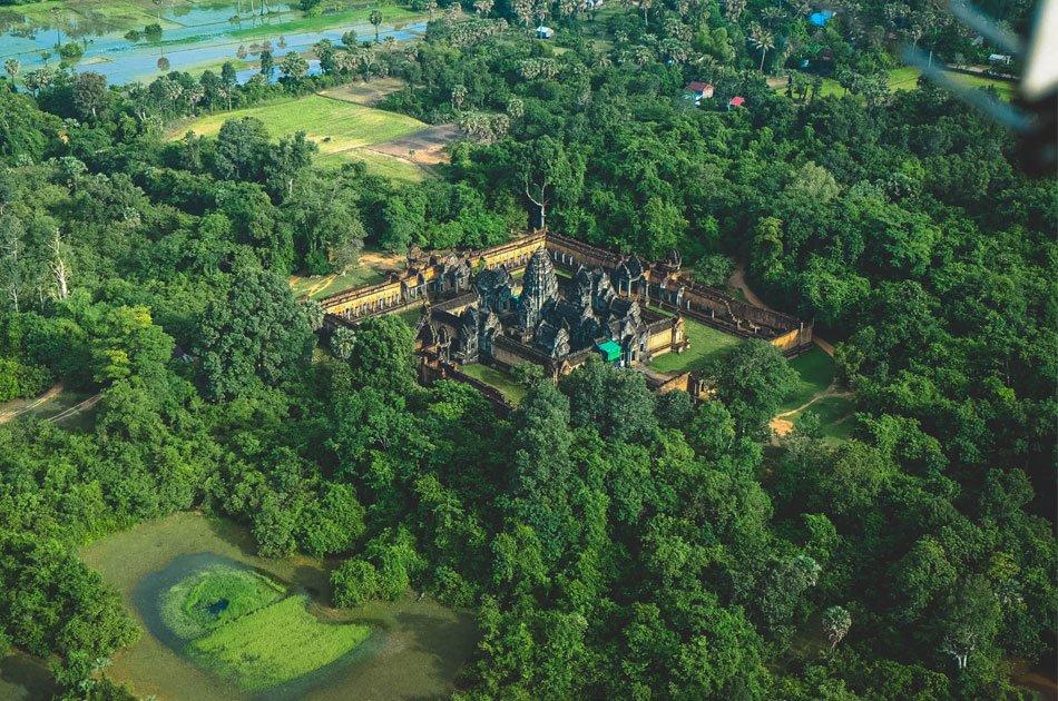 Bike Tour: Angkor Wat Full Day Tour