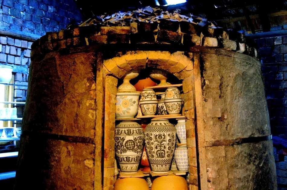 Ceramics Class in Siem Reap