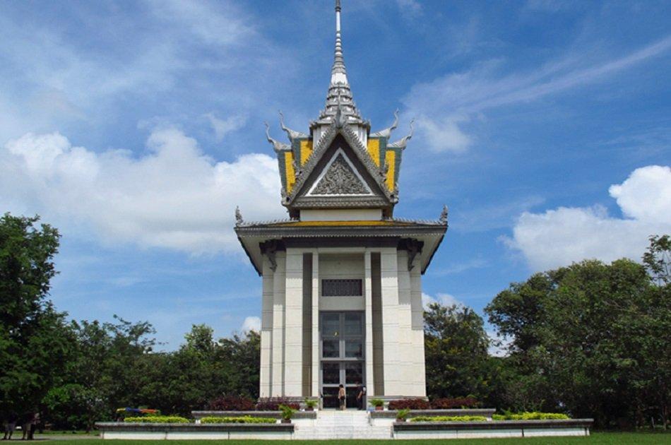 Discover Phnom Penh Private Half Day Tour