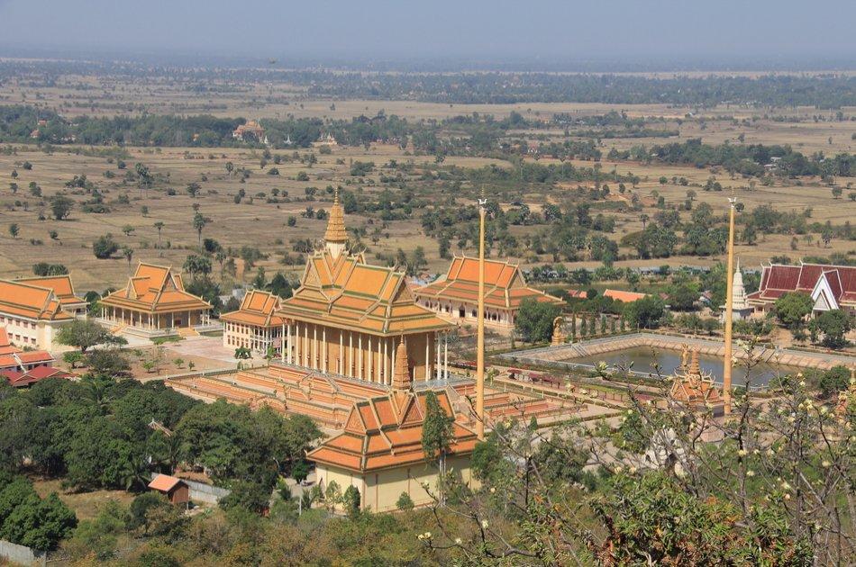 Full Day Phnom Baset & Phnom Udong Private Tour