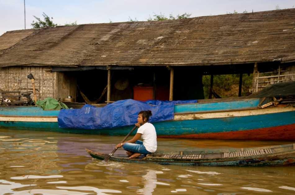 Half Day Tour of Chong Khneas, Tonle Sap Lake