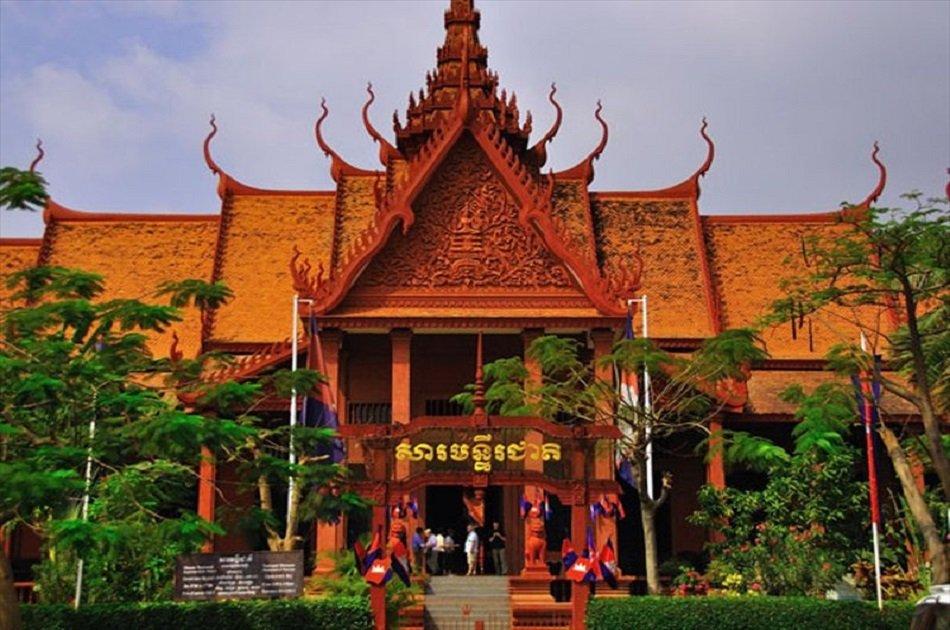 Phnom Penh City Full Day Private Tour