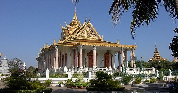 Phnom Penh City Full Day Private Tour