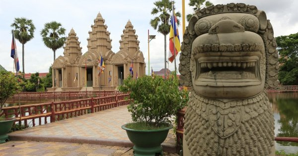 Private Phnom Penh City Tour