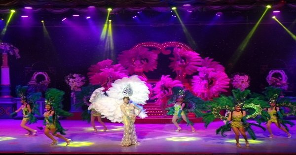 Rosana Broadway Show in Siem Reap