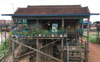 Siem Reap Private Jeep Countryside Day Tour to Kampong Kleang