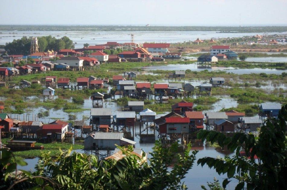 Sunset Dinner Tour on Tonle Sap Lake