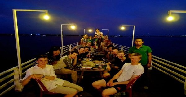 Sunset River Cruise in Phnom Penh
