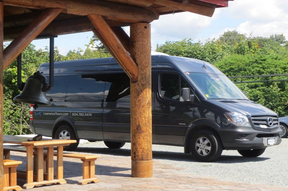 Fraser Valley Wine Tour from Vancouver
