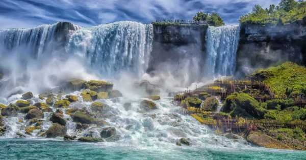 Niagara Falls Tour from Mississauga
