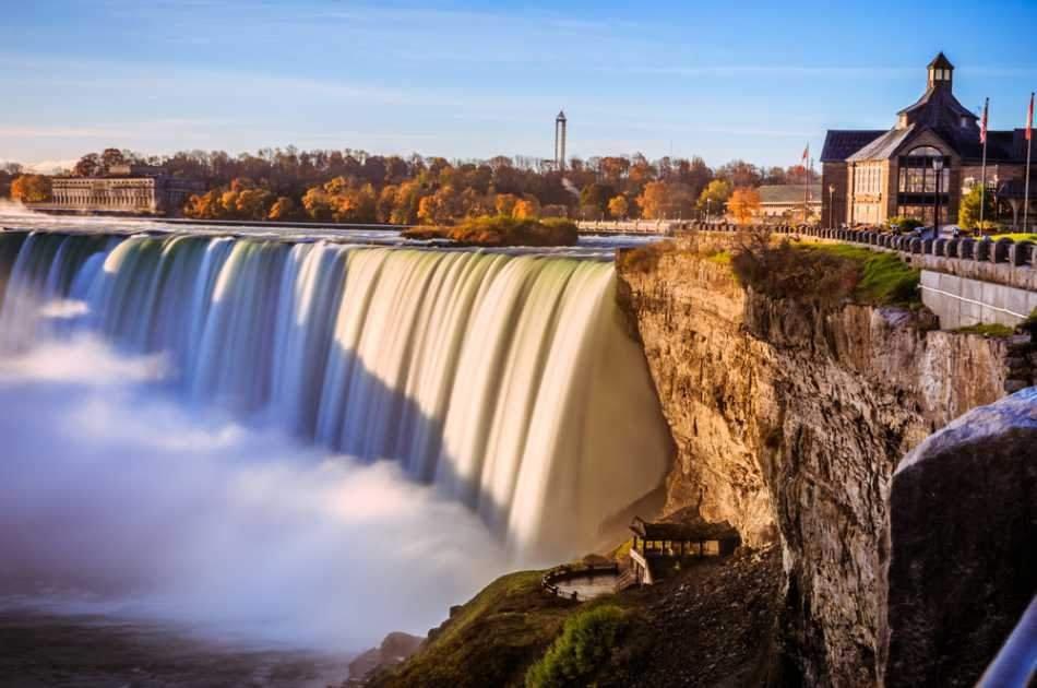 Niagara Falls Tour from Mississauga