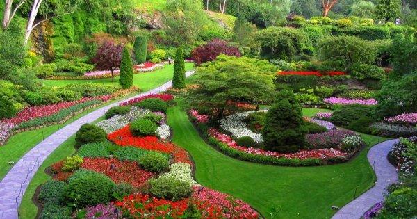 Victoria & Butchart Gardens Tour