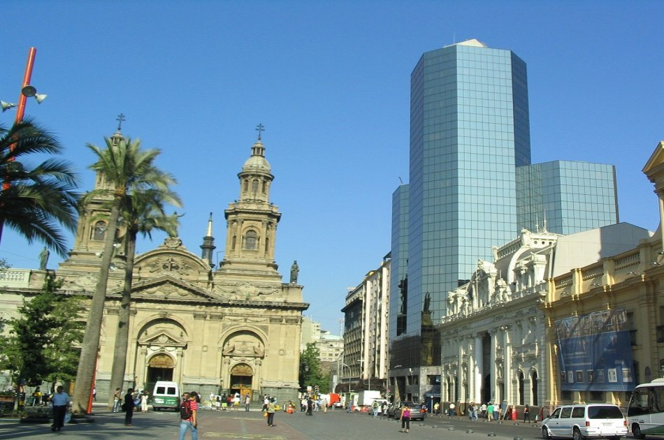 Discovering Santiago