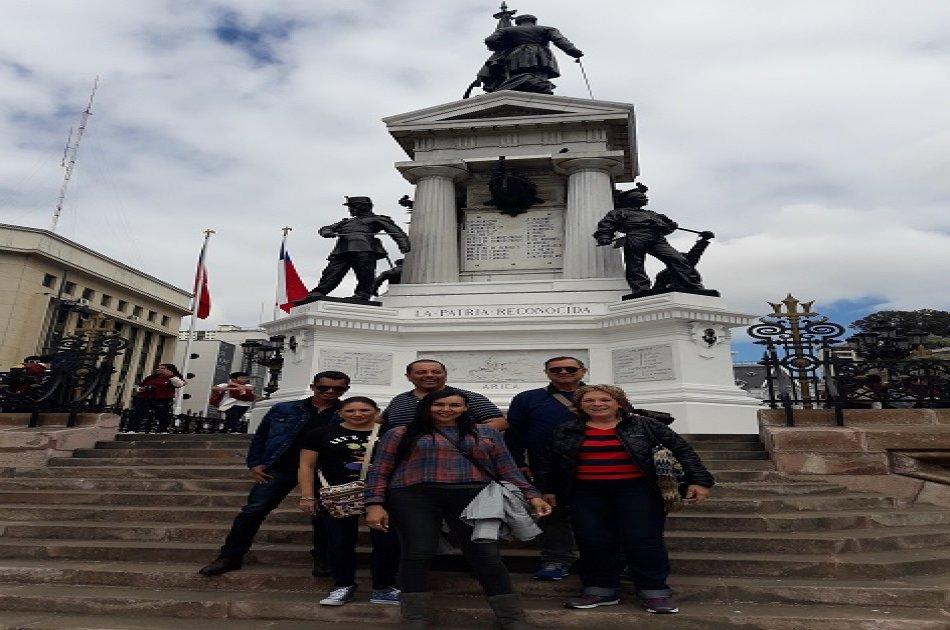 Valparaiso and Viña Del Mar Group Tour