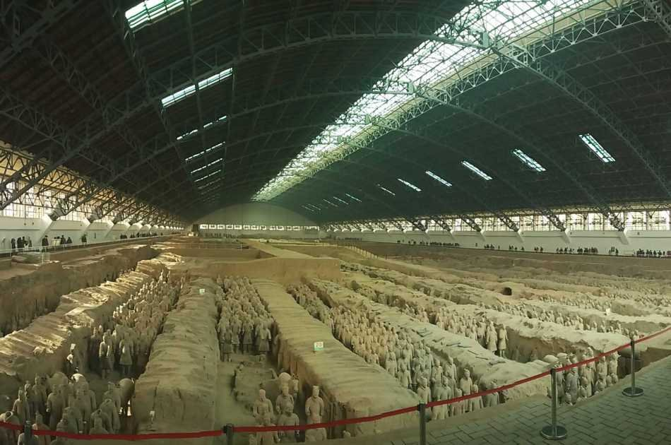 2 Day Private Tour of Xian Discovery