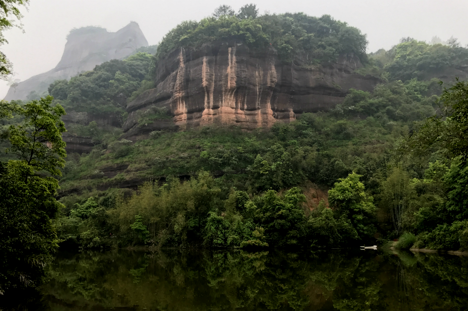 2 Day Private Tour to Mt Danxia from Guangzhou