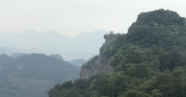 2-Day Private Tour to Mt Danxia from Guangzhou