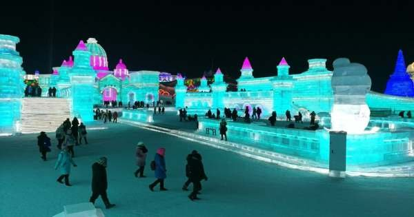 3-Day Private Harbin Winter Family Vacation