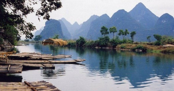6 Day Southern China From Hong Kong to Guilin