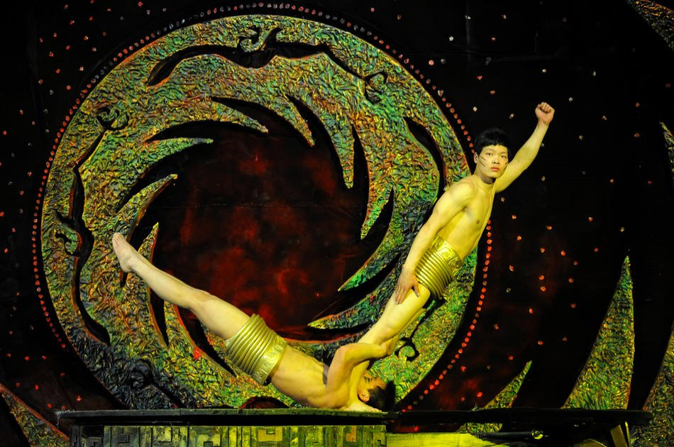 Acrobatic Show Tickets at Beijing Chaoyang Theatre