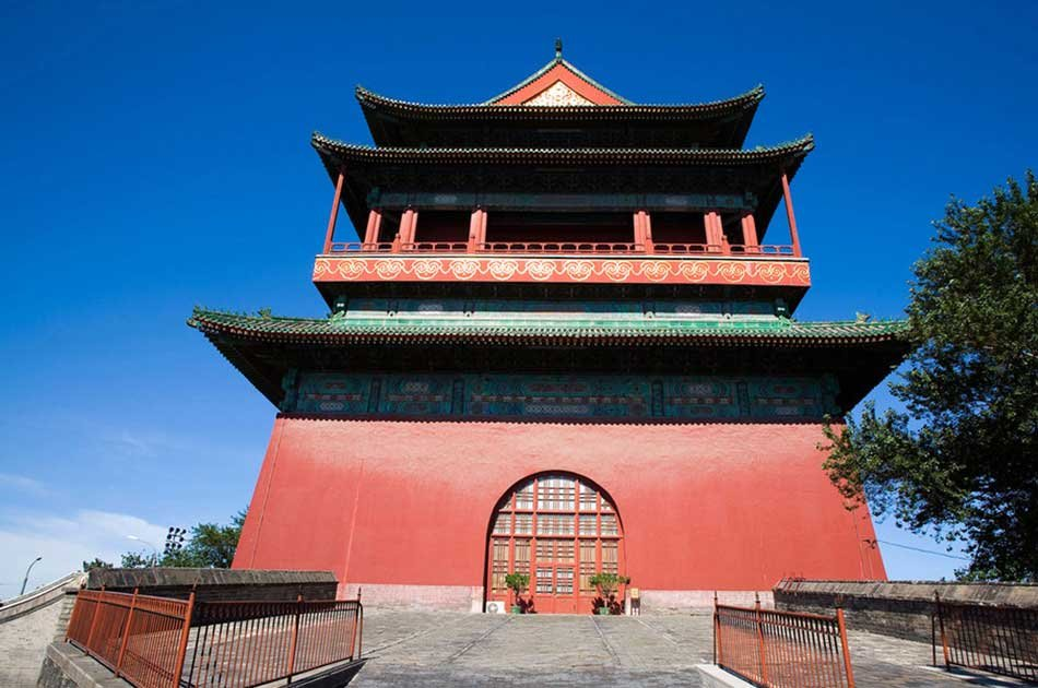 Ancient Beijing & New Olympic tour